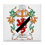 O'Hyland Coat of Arms Tile Coaster