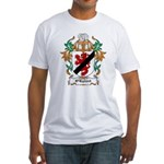 O'Hyland Coat of Arms Fitted T-Shirt