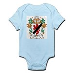 O'Hyland Coat of Arms Infant Creeper
