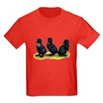 Cayuga Ducklings Kids Dark T-Shirt
