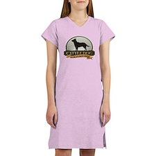 Cattle Dog Women's Nightshirt