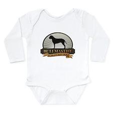 Bullmastiff Long Sleeve Infant Bodysuit