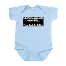 I.T. Professionals Infant Bodysuit