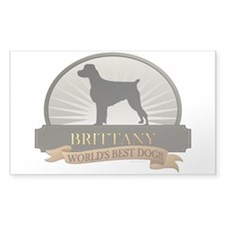 Brittany Decal