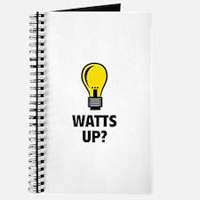 Watts Up ? Journal