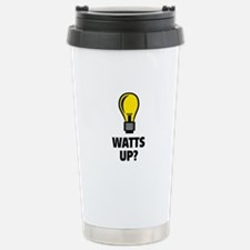 Watts Up ? Travel Mug