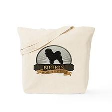 Bichon Frise Tote Bag