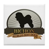 Bichon Drink Coasters