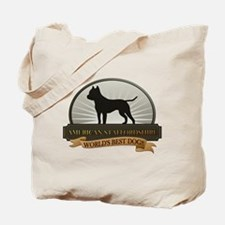 American Staffordshire Tote Bag