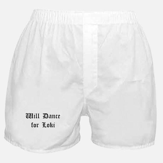 Rum Boxer Shorts