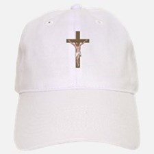 Cross Baseball Baseball Cap