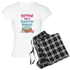 Loved By A Japanese Bobtail Pajamas