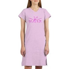 GIRL DUCK SLAYER Women's Nightshirt