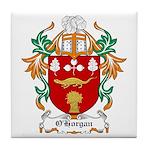 O'Horgan Coat of Arms Tile Coaster