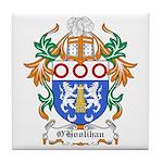 O'Hoolihan Coat of Arms Tile Coaster