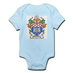 O'Hoolihan Coat of Arms Infant Creeper