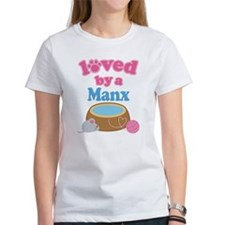 Loved By A Manx Tee