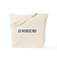 Go Mendocino Tote Bag