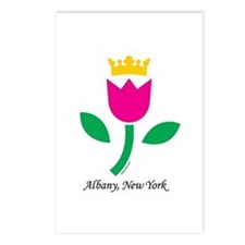 Albany Tulip Queen Postcards (Package of 8)