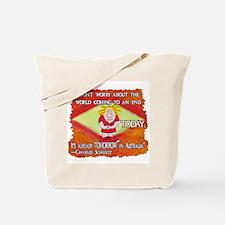 Already Tomorrow Woman Tote Bag