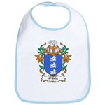 O'Hely Coat of Arms Bib