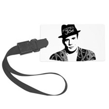 Scungilli Joe Luggage Tag