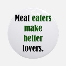Meat Lovers Ornament (Round)