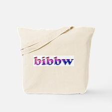 bibbw Tote Bag