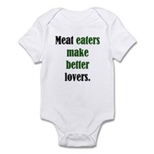 Meat Lovers Infant Creeper