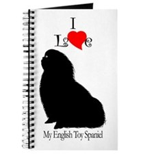 English Toy Spaniel Journal