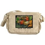 Salad Bar Exam Messenger Bag