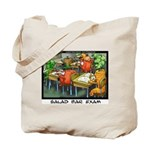 Salad Bar Exam Tote Bag
