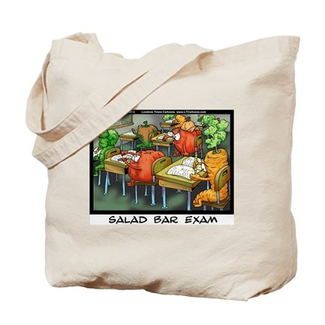 Salad Bar Exam Tote Bag
