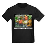 Salad Bar Exam Kids Dark T-Shirt