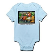 Salad Bar Exam Infant Bodysuit