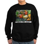 Salad Bar Exam Sweatshirt (dark)