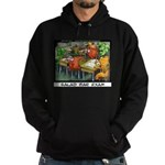 Salad Bar Exam Hoodie (dark)