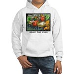 Salad Bar Exam Hooded Sweatshirt