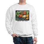 Salad Bar Exam Sweatshirt