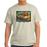 Salad Bar Exam Light T-Shirt