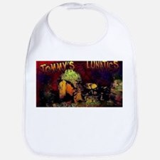 TOMMYS LUNATICS MERCH Bib