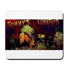 TOMMYS LUNATICS MERCH Mousepad