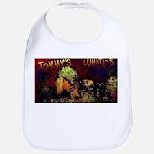 TOMMYS LUNATICS Bib