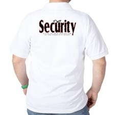 TWF Security Polo