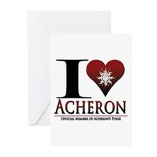 Acheron Greeting Cards (Pk of 10)