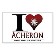 Acheron Decal