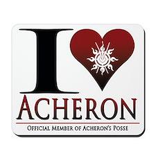 Acheron Mousepad