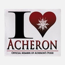 Acheron Throw Blanket