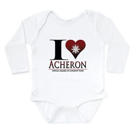 Acheron Long Sleeve Infant Bodysuit