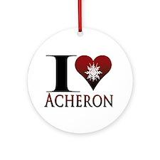 Acheron Ornament (Round)